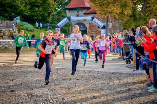 Schlösser Lauf 2021, Kinderlauf