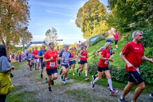 Schlösser Lauf 2021, Lauf